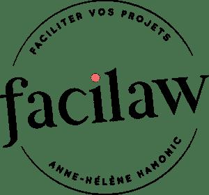 Logo Facilaw Noir
