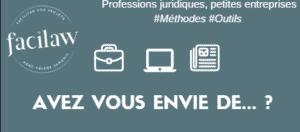 Infographie professions juridiques