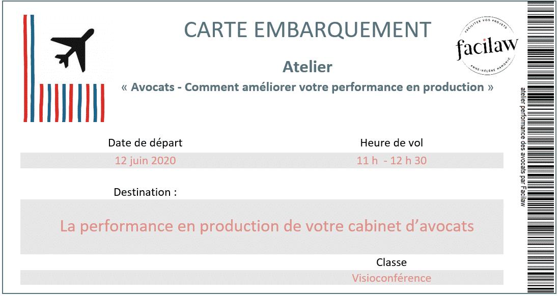 invitation webinaire Avocats : améliorez la performance en production de votre cabinet