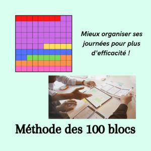 méthode des 100 blocs